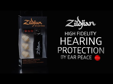 Zildjian HD Ear Plugs - The Importance of Hearing Protection