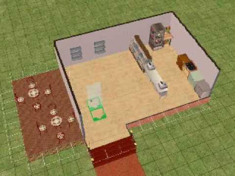 Sims2:建築&生活2(建築)