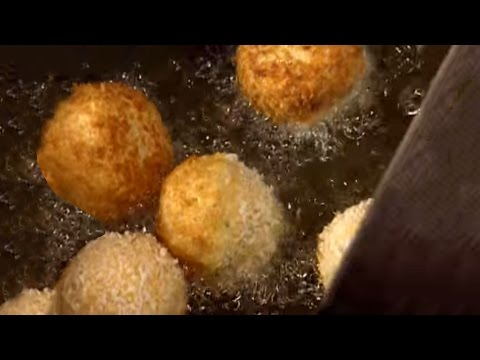 How to Make Fried Rice Balls