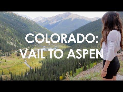 Colorado Road Trip: Vail to Aspen