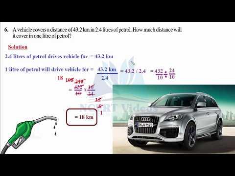 Fractions and Decimals 2.7