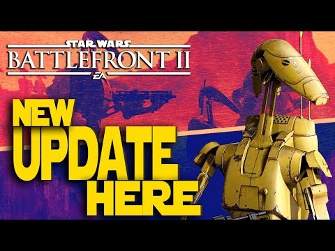 Late Night Progression Update 2.0 is LIVE - Star Wars Battlefront II Live Stream
