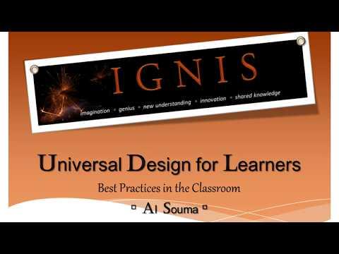 031915 UDL for Learners Al Souma