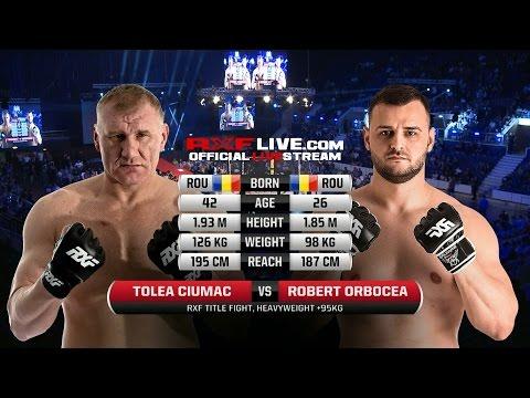 RXF 23: Tolea Ciumac vs Robert Orbocea