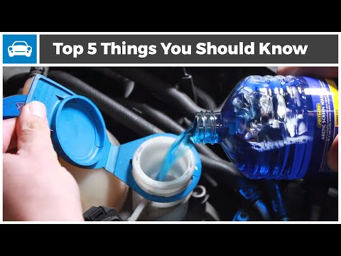 5 Things You Should Know About Your Car