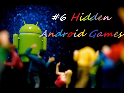 6 Hidden Games On Android Phones!!!!