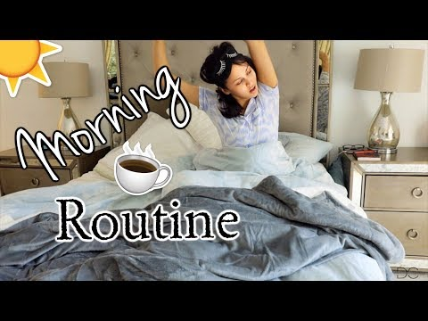 My Morning Routine 2018
