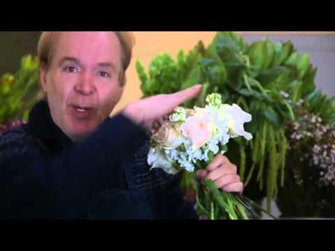Easy DIY Bridal Bouquet with Michael Gaffney