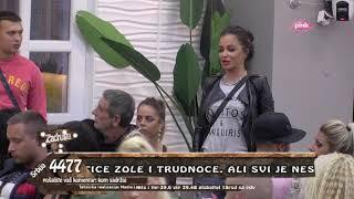 Zadruga 3 - Stefan otkriva šta je Osman rekao za Jelenu i Ivu, nastala rasprava  - 21.10.2019.