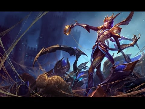 LoL - Music for playing as Championship Thresh and Victorious Elise