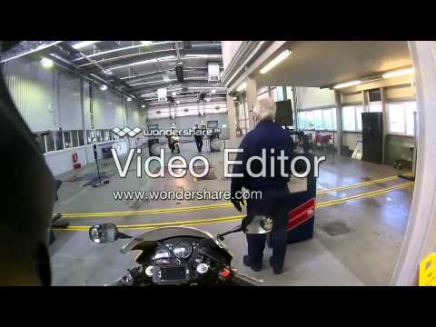 NEW Motorcycle MOT test 2015