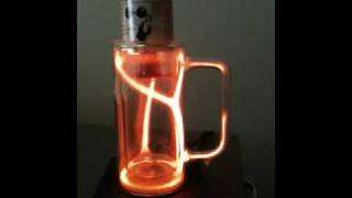 Fun with plasma and magnets