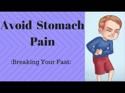 How To Properly Break Your (Water) Fast!!! | Avoid SERIOUS STOMACH PAIN!!!!!!