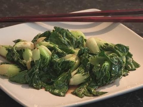 How To Cook Baby Bok Choy