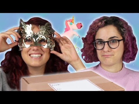 We Bought A Unicorn Mystery Box From eBay