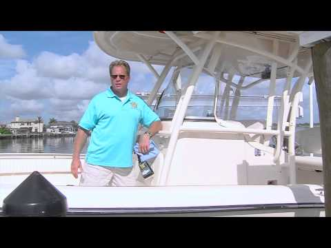 How to remove water spots off your boat - Marine 31 Dockside Tips #2 with Mike Phillips