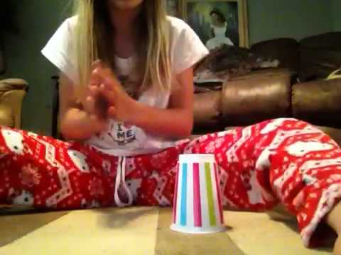 Cup song fast,slow,and steps