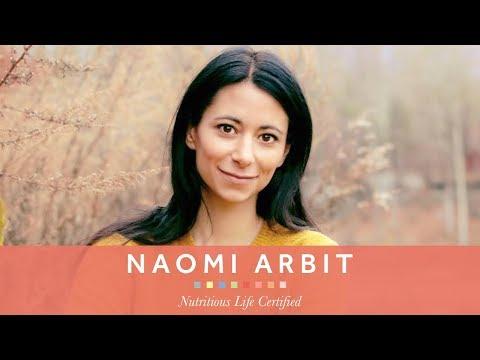 Naomi Arbit - The Nutritious Life Studio Testimonial