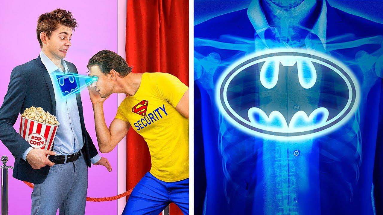 18 Ways to Sneak Superheroes into the Movie
