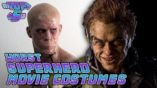 Top 5 Worst Superhero Movie Costumes