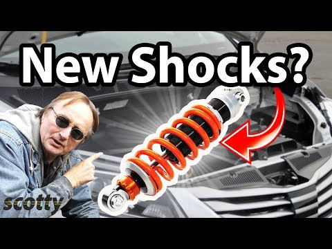How to Check Shocks and Struts in Your Car