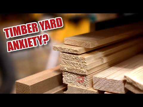 Buying Wood from a TIMBER MERCHANT (part 1) [107]