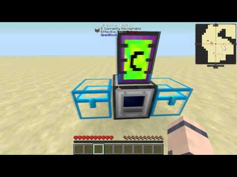 Open Blocks - XP Bottler/Craftable XP Bottles - Minecraft