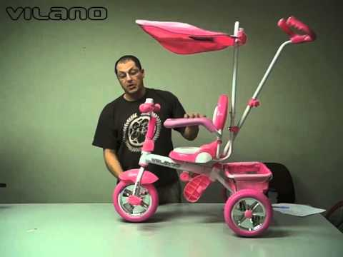 3 in 1 trike product feature