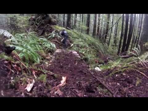 How To Build A Legit DH Bike Trail