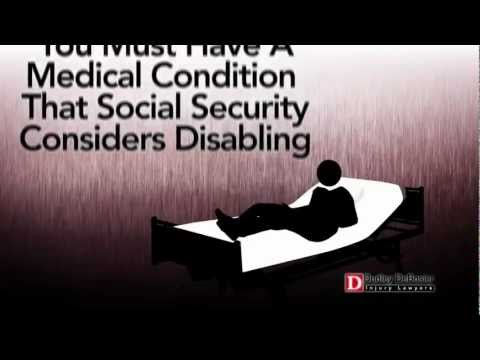 Qualifying for Social Security Benefits Video | Dudley DeBosier