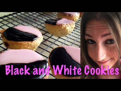 Black and White Cookies | Five Minute Pastry School