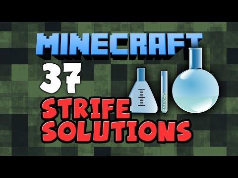 Minecraft: Strife Solutions 37 - Chemistry Set