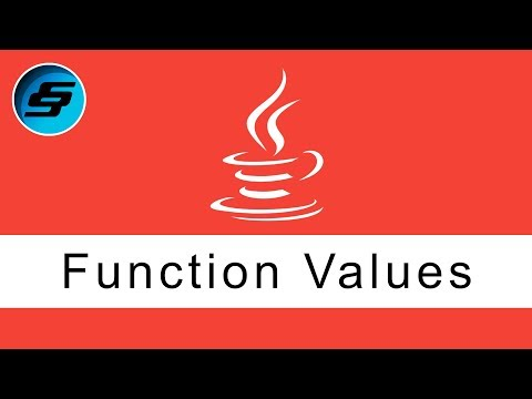 Passing Values To Functions - Java Programming