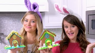 Easter House Decorating with Justine! 🐰