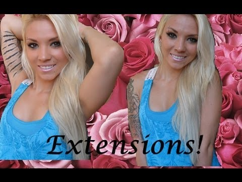 How to: Take Care of Clip-in Extensions.