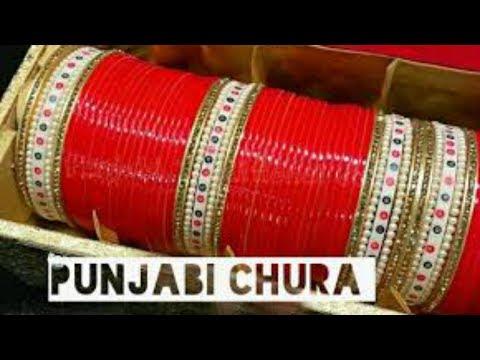 Punjabi Chura Designs For North Indian Women