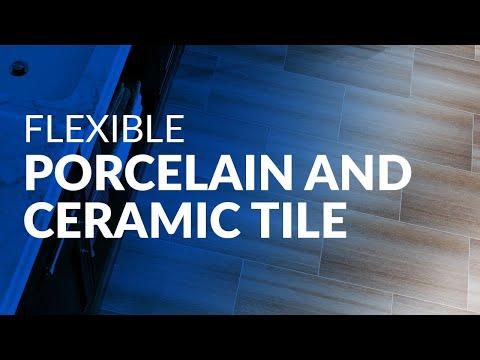 Flexible Porcelain and Ceramic Tile | BuildDirect