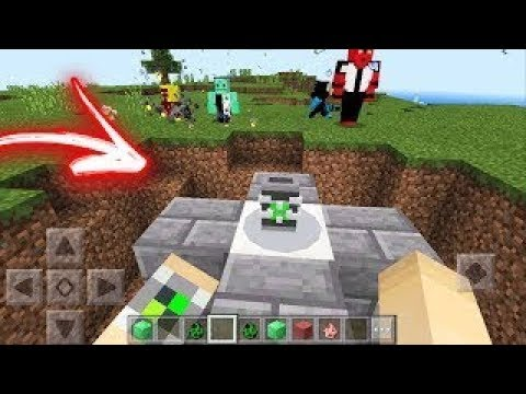 how to Make A Omnitrix in mcpe with command blocks!