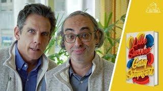 Be Recruited By Ben Stiller And Gary Shteyngart  Book Trailer For Lake Success