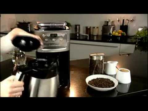 Cuisinart Grind & Brew Automatic Coffee Machine DGB600
