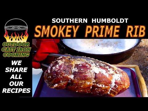 Southern Humboldt Smokey Prime Rib