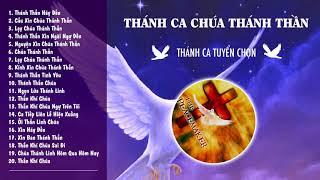 Album Bài Hát Thánh Ca Chúa Thánh Thần Hay Nhất