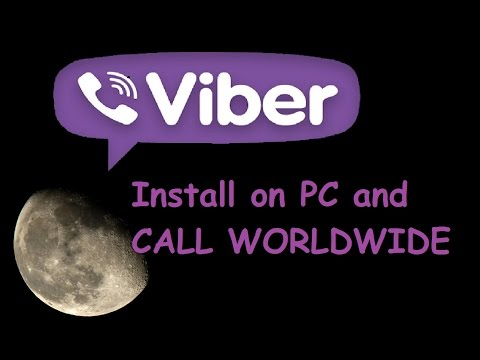 Install Viber on Windows 8, 7 PC for Free Calling