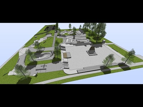 Rotorua Skatepark Concept Design by RICH Landscapes