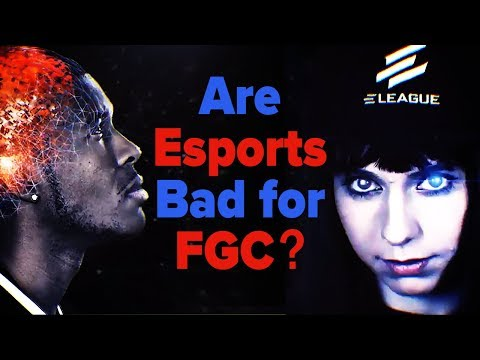 Are Esports Bad for The Fighting Game Community?