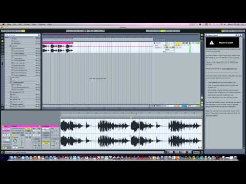 School of Sounds: How to Warp an Acapella in Ableton Live