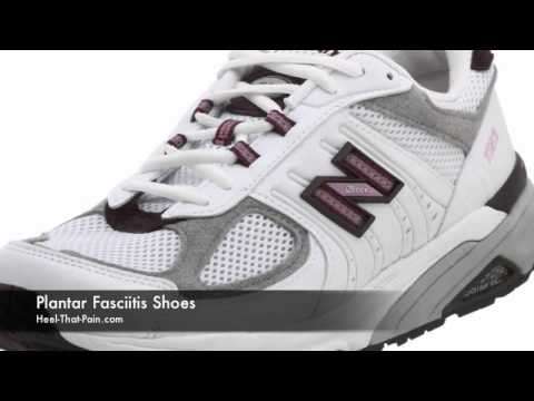 Best Shoes for Plantar Fasciitis and Heel Spurs