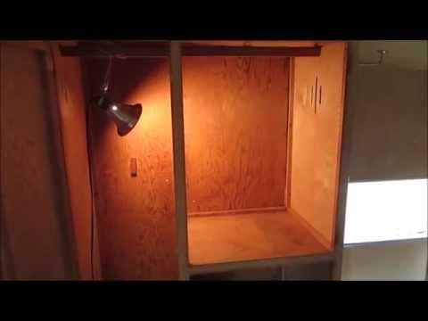 59 Shasta Refrigerator Install Part II