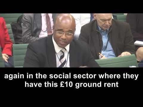 Peppercorn vs £10 ground rent