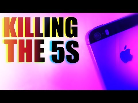 IS APPLE KILLING THE IPHONE 5S? WILL THE 5S GET IOS 12 / EVERYTHING YOU NEED TO KNOW